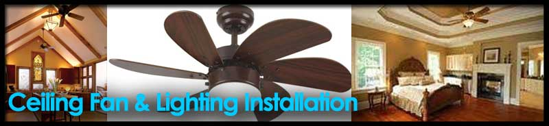 Ceiling Fan Installation by Austin Prioirty Electric