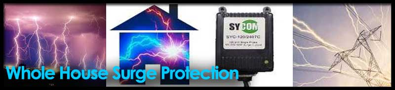 Whole house surge protection installed in Austin Texas